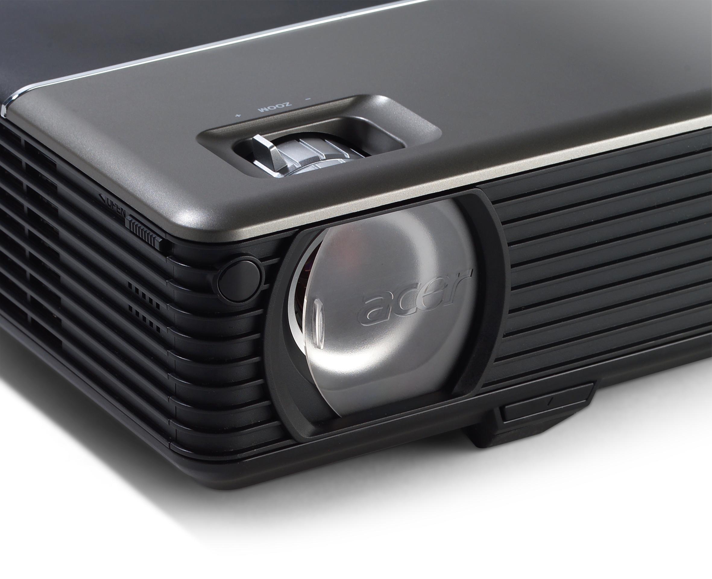 acer projektoren  acer p5260i xga dlp beamer