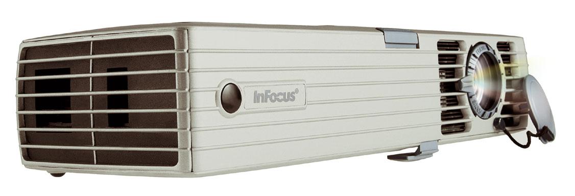 Infocus lp120 bedienungsanleitung