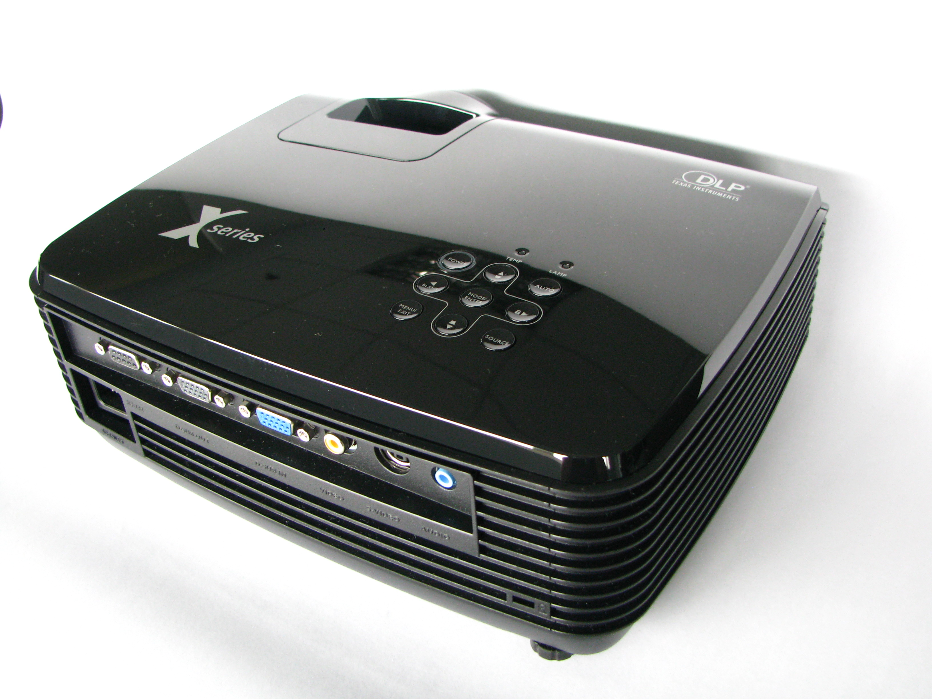 Infocus Projektoren X16 Svga Dlp Beamer Cus Projector In220 Projektor