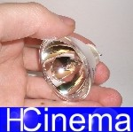 Ersatzlampe f. NECKERMANN 300 HL Lampe