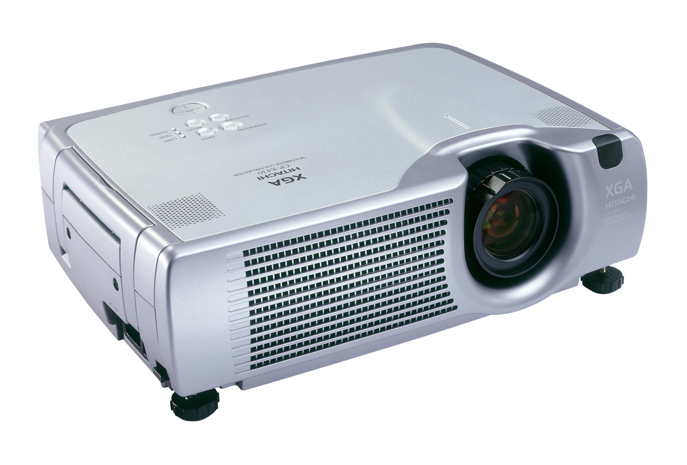 Hitachi Projektoren Cp X430w Wa Xga Lcd Beamer Projector Ex302 Projektor