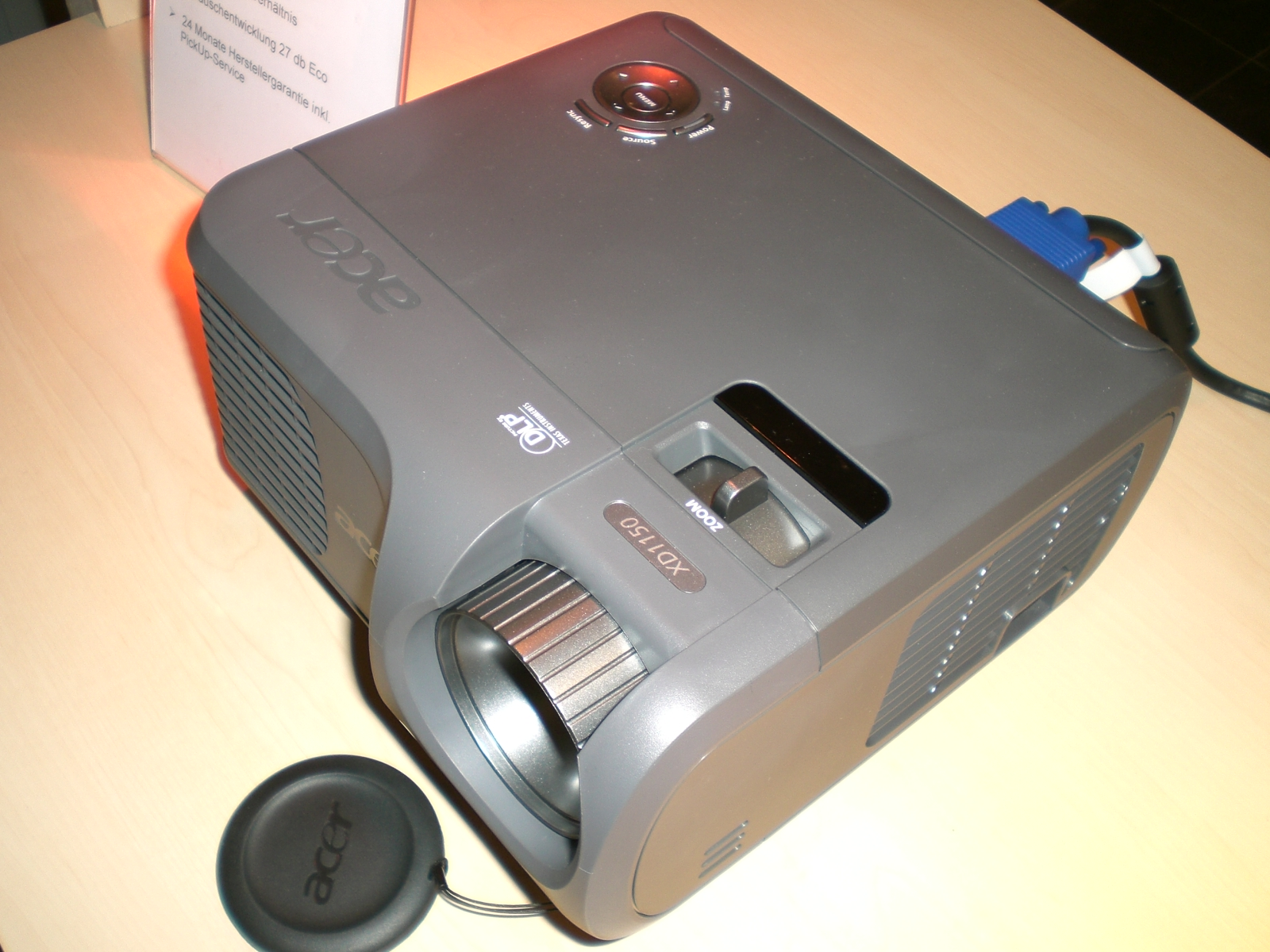 Driver: Acer XD1150