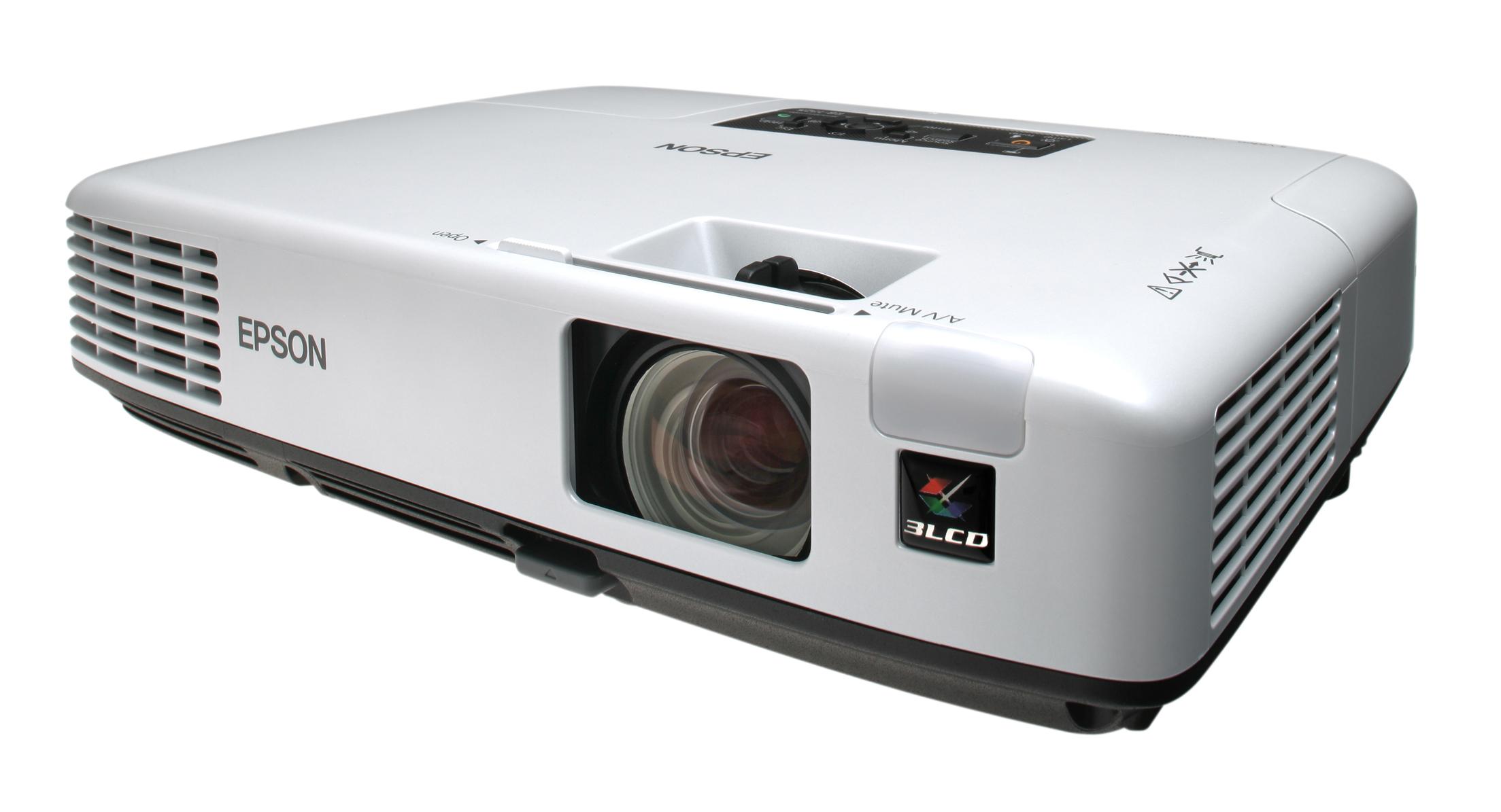 Epson Projektoren Eb 1725 Xga Lcd Beamer W04 Projector Projektor