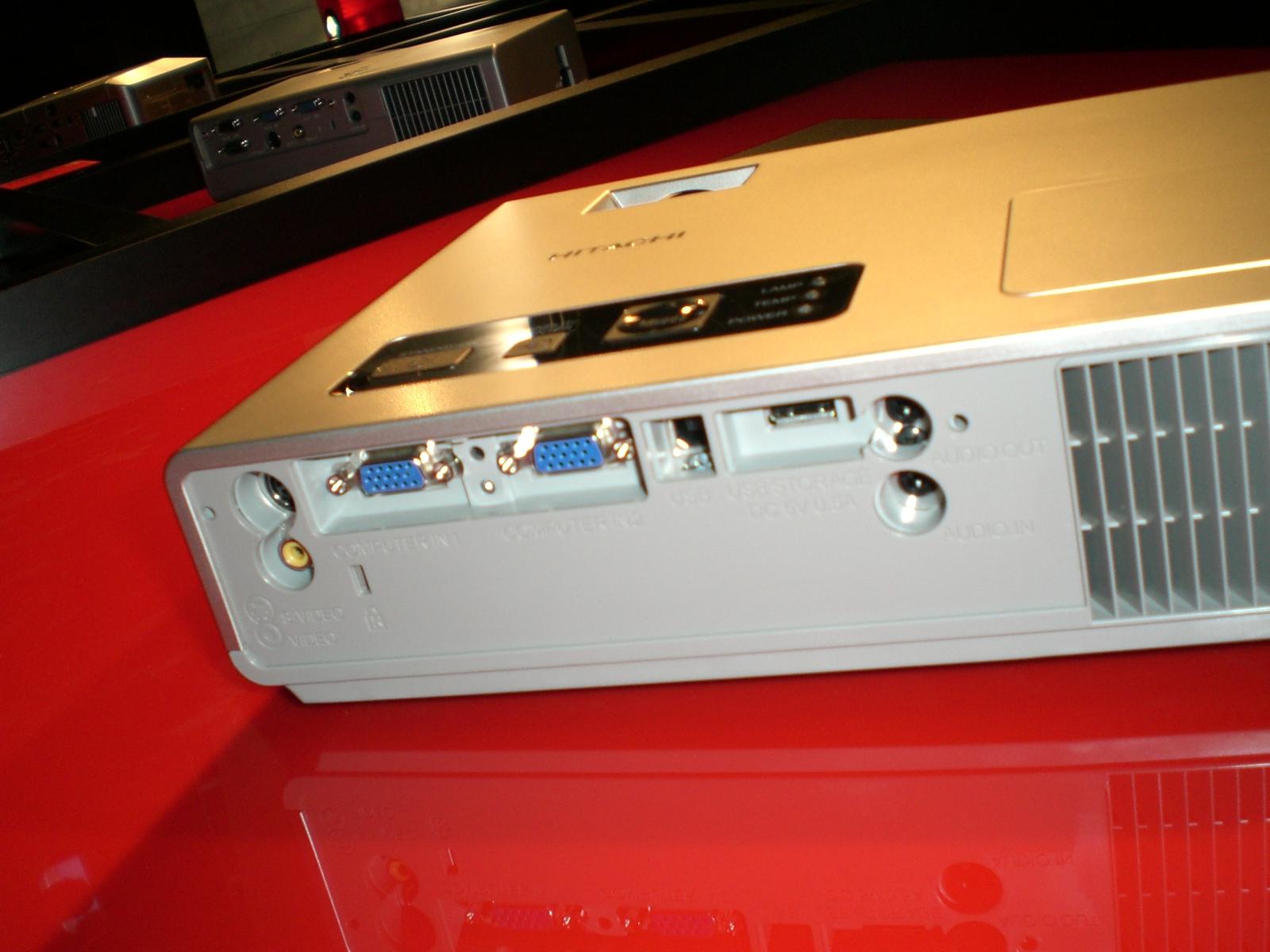 Hitachi Projektoren Cp X1 Xga Lcd Beamer X4041wn Wifi Projector Projektor