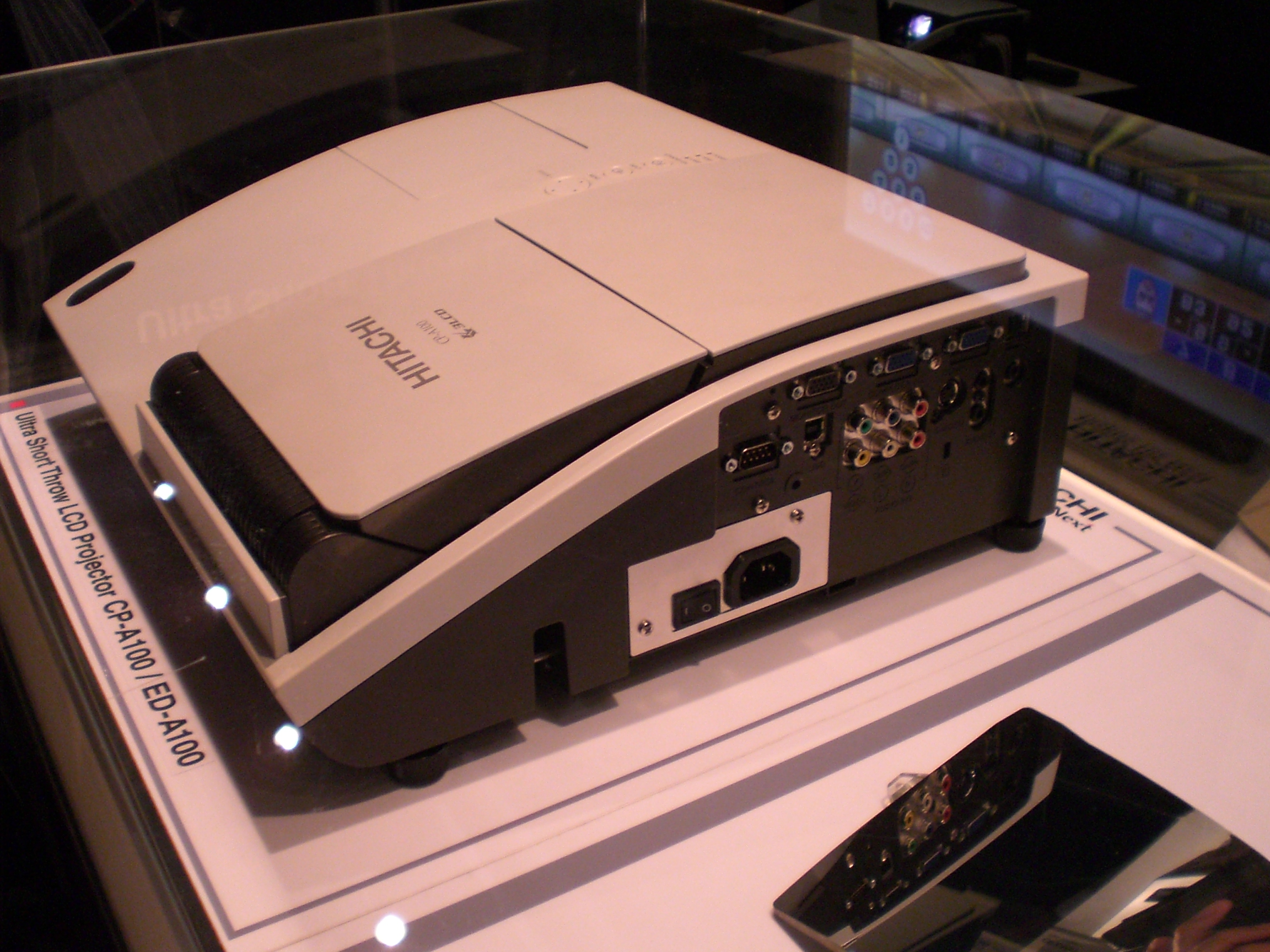 Hitachi Projektoren Cp A100 Ed A110 Xga Lcd Beamer X4041wn Wifi Projector Projektor