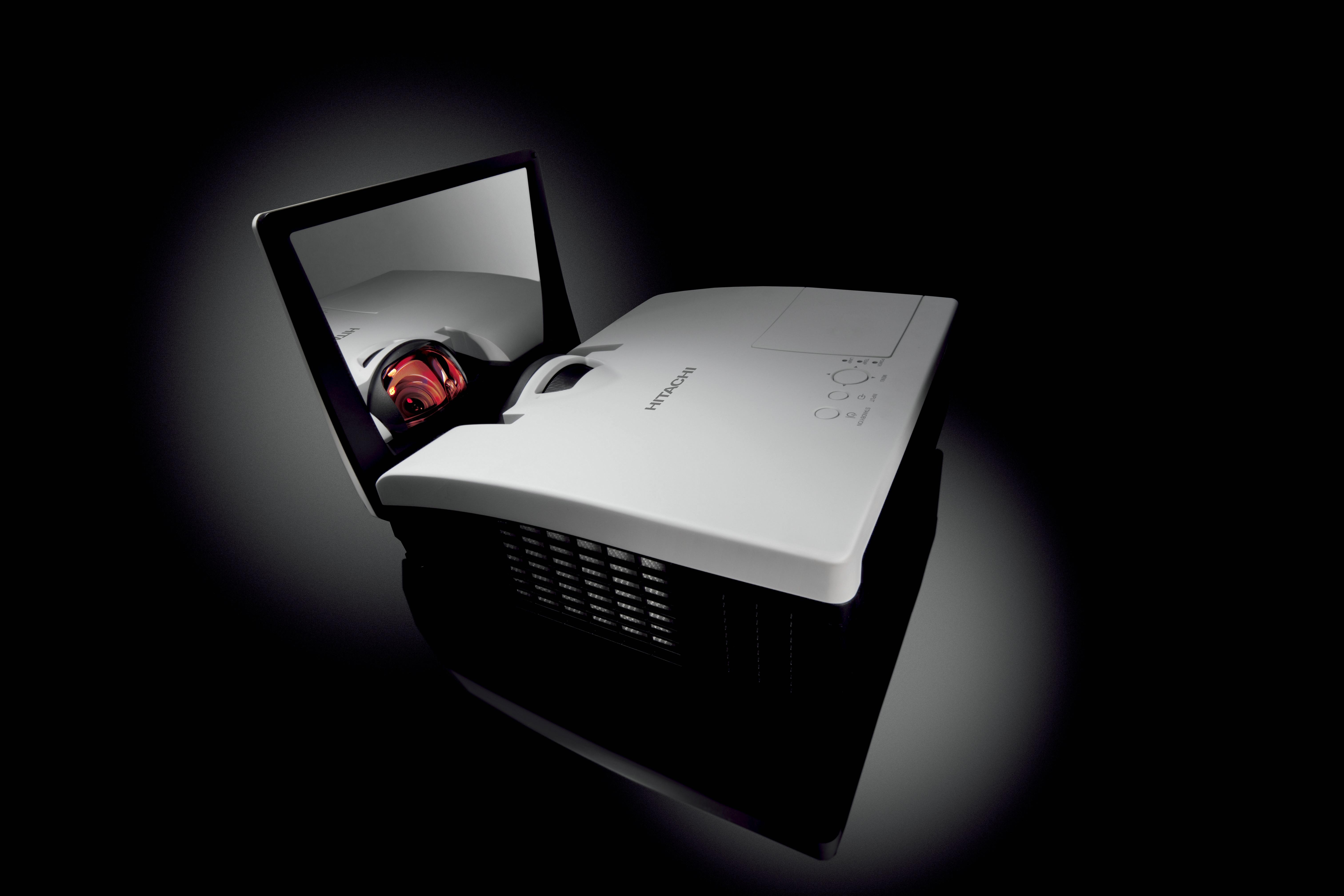 Hitachi Projektoren Cp Aw100n Wxga Lcd Beamer X4041wn Wifi Projector Projektor