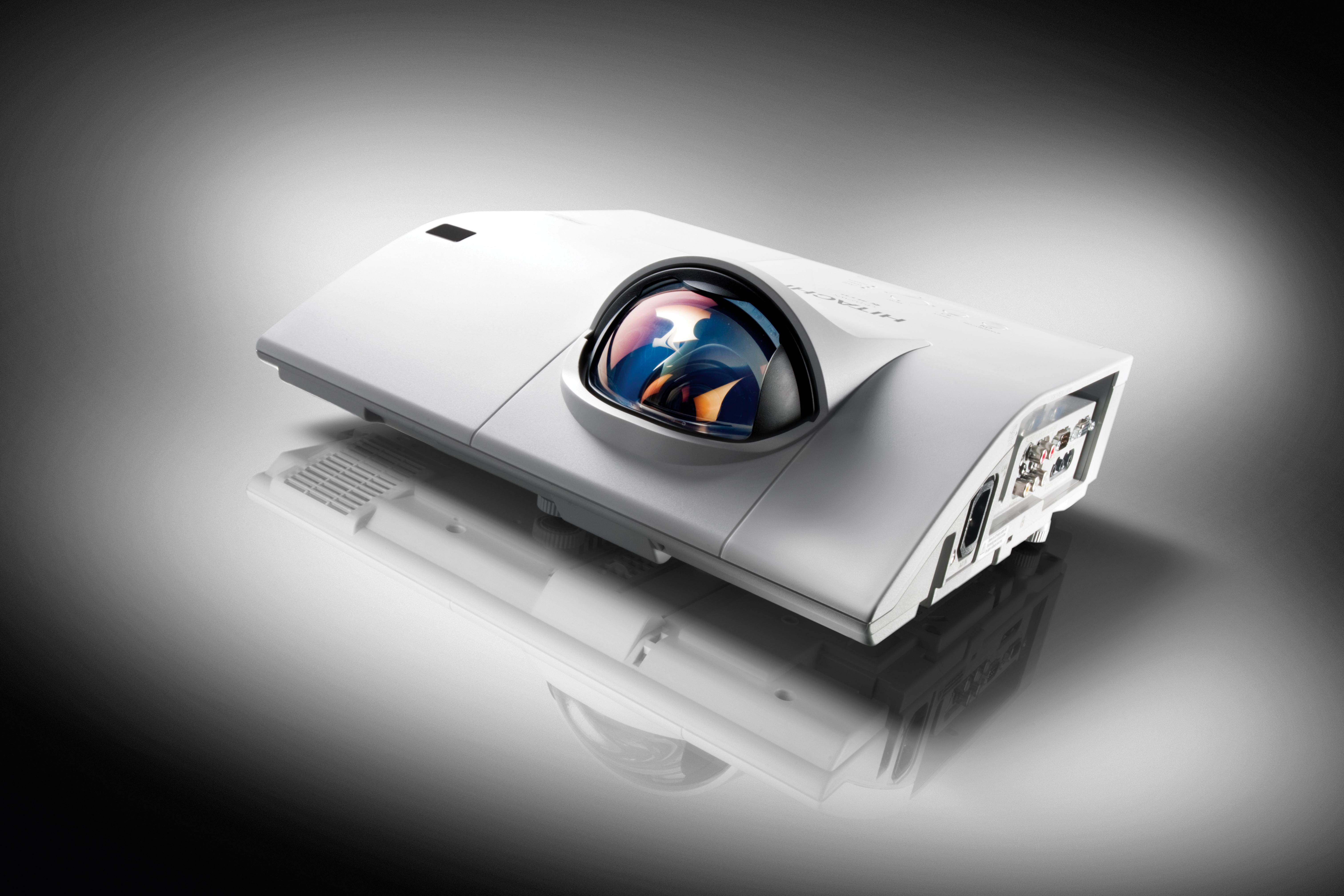 Hitachi Projektoren Cp D27wn Xga Lcd Beamer X4041wn Wifi Projector Projektor