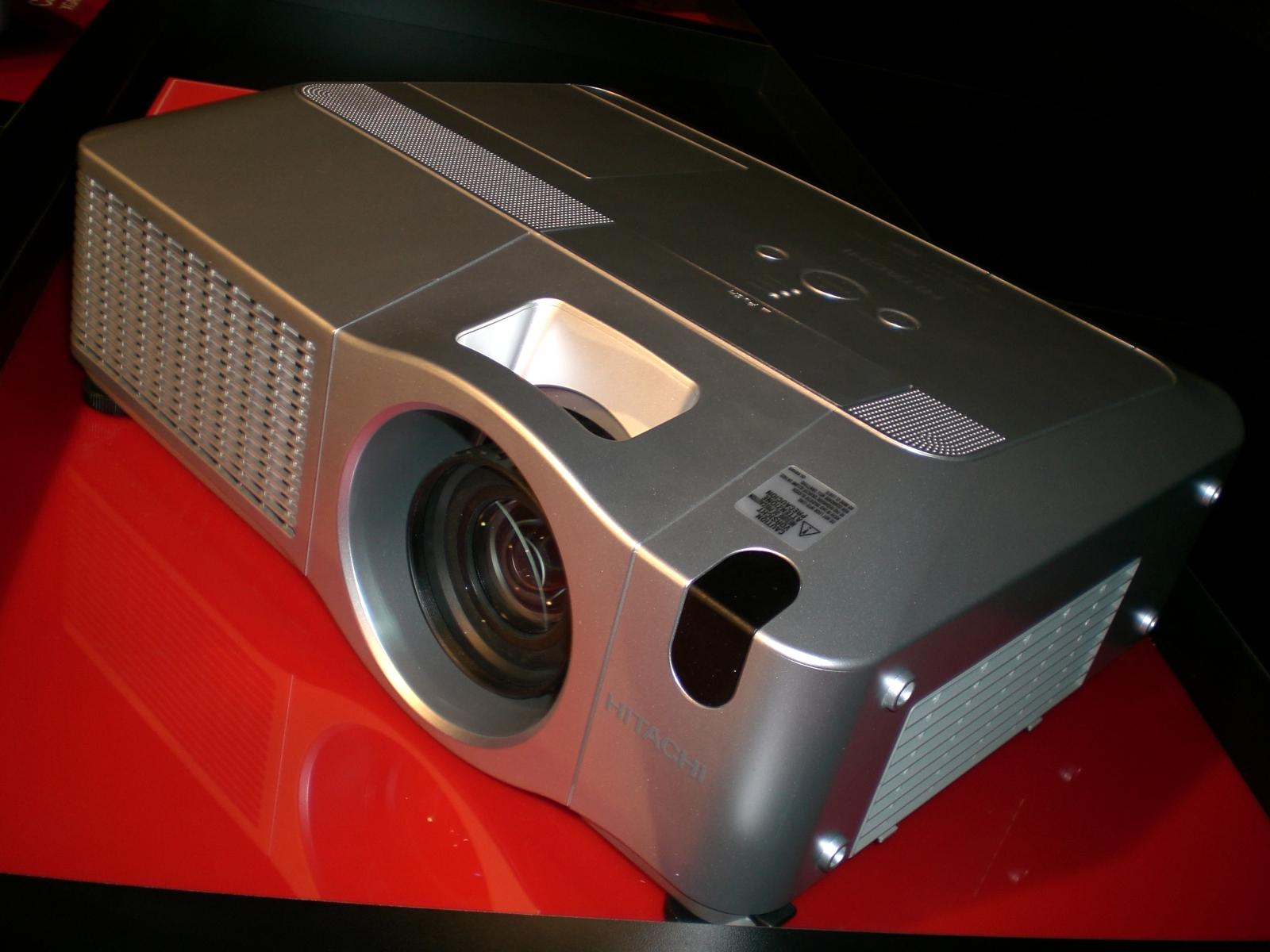 Hitachi Projektoren Cp X505 Xga Lcd Beamer X4041wn Wifi Projector Projektor