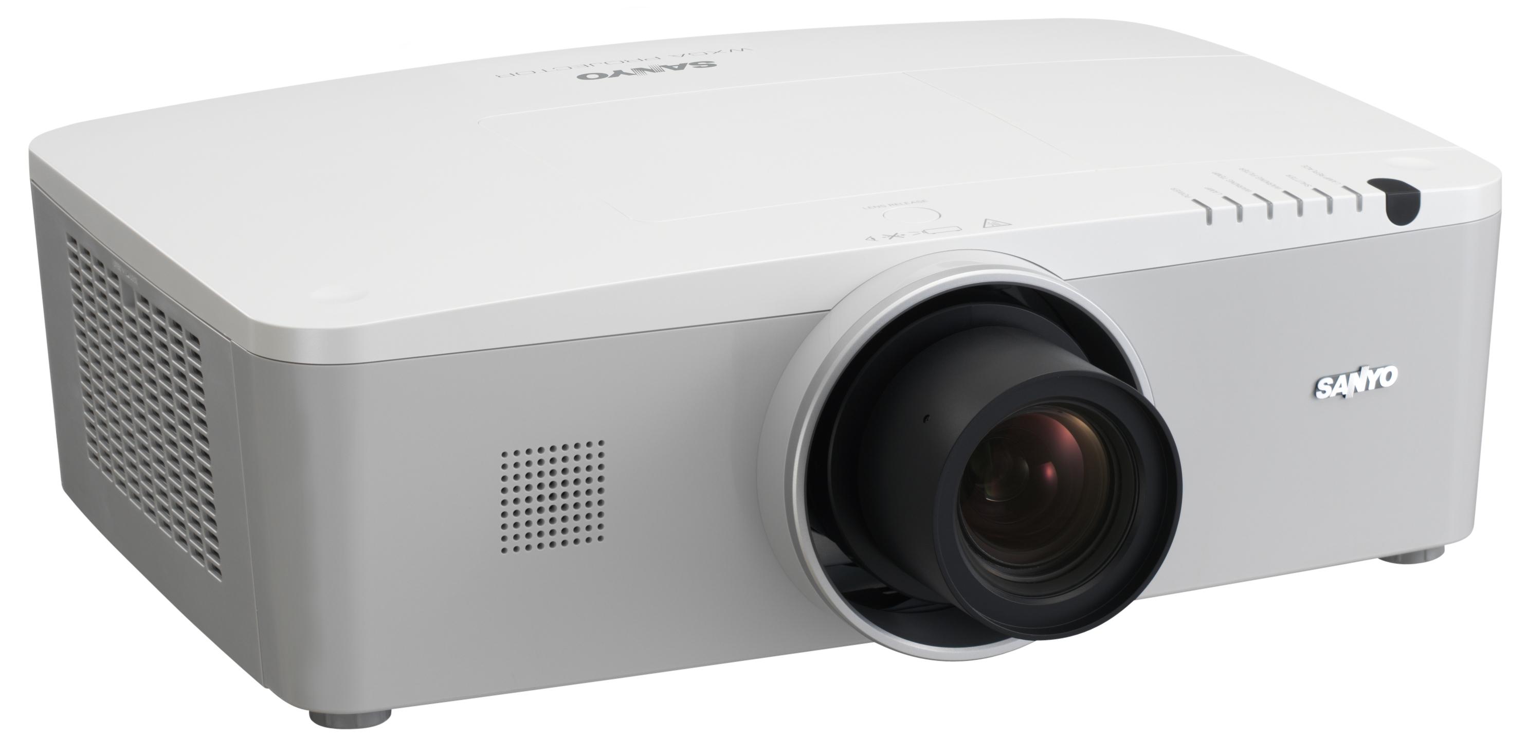 Uitgelezene Sanyo Projektoren: Sanyo PLC WM5500/L/S WXGA LCD Beamer KA-45